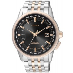 Citizen Men's Watch Radio Controlled Evolution 5 Eco-Drive CB0156-66E