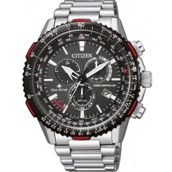 Citizen Men's Watch Radio Controlled Chrono Pilot CB5001-57E