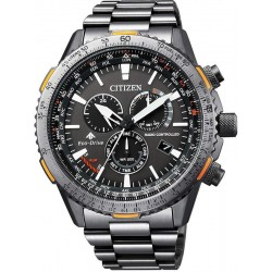 Buy Citizen Men's Watch Radio Controlled Chrono Pilot CB5007-51H