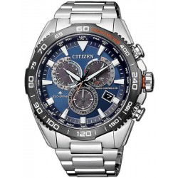 Citizen Men's Watch Radio Controlled E660 Motor CB5034-82L