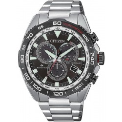 Citizen Men's Watch Radio Controlled E660 Motor CB5036-87X