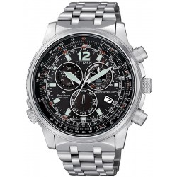 Citizen Men's Watch Radio Controlled Chrono Pilot CB5860-86E