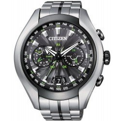 Citizen Men's Watch Satellite Wave Air Eco-Drive Titanium CC1054-56E