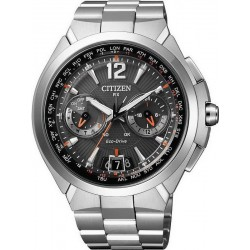 Citizen Men's Watch Satellite Wave Chrono Eco-Drive CC1090-52E
