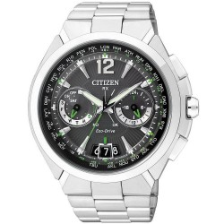 Citizen Men's Watch Satellite Wave Chrono Eco-Drive CC1090-52F