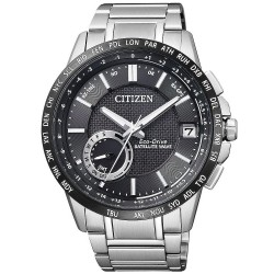 Citizen Men's Watch Satellite Wave GPS F150 Eco-Drive CC3005-51E