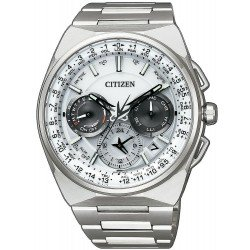 Citizen Men's Watch Satellite Wave GPS F900 Eco-Drive Titanium CC9000-51A