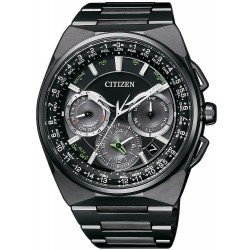 Citizen Men's Watch Satellite Wave GPS F900 Eco-Drive Titanium CC9004-51E