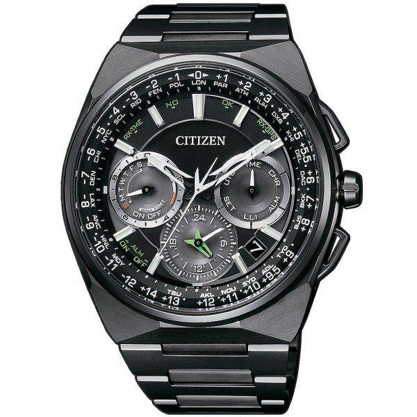 Buy Citizen Men's Watch Satellite Wave GPS F900 Eco-Drive Titanium CC9004-51E