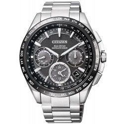 Citizen Men's Watch Satellite Wave GPS F900 Eco-Drive Titanium CC9015-54E