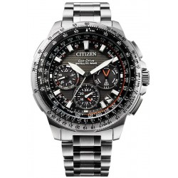 Citizen Men's Watch Satellite Wave GPS Promaster Titanium CC9020-54E
