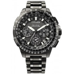 Citizen Men's Watch Satellite Wave GPS Promaster Titanium CC9025-51E