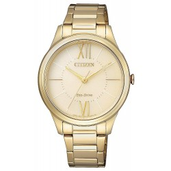 Citizen Women's Watch Eco-Drive EM0412-52P