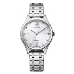 Citizen Women's Watch Lady Eco Drive EM0500-73A