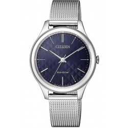 Citizen Women's Watch Lady Eco-Drive EM0500-81L