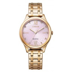 Citizen Women's Watch Lady Eco Drive EM0503-75X