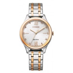Citizen Women's Watch Lady Eco Drive EM0506-77A
