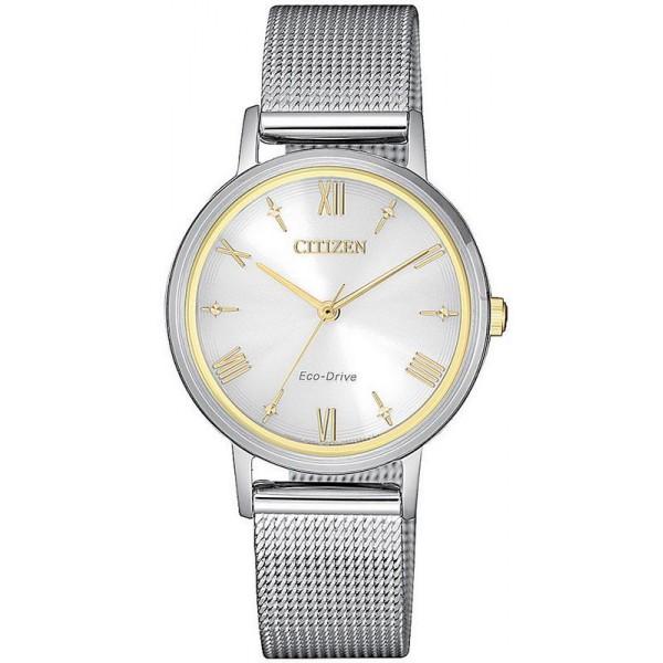 Buy Citizen Women's Watch Lady Eco-Drive EM0574-85A