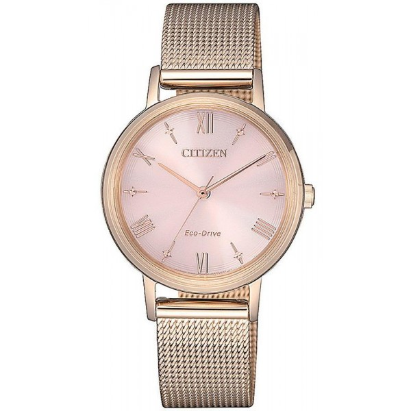 Buy Citizen Women's Watch Lady Eco-Drive EM0576-80X