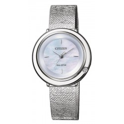 Women's Citizen Watch Ambiluna Eco-Drive EM0640-82D
