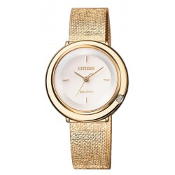 Women's Citizen Watch Ambiluna Eco-Drive EM0643-84X
