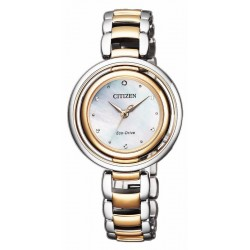 Citizen Women's Watch Lady Eco-Drive EM0666-89D