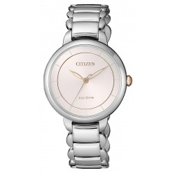 Citizen Women's Watch Lady Eco-Drive EM0676-85X