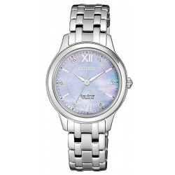 Women's Citizen Watch Lady Super Titanium EM0720-85Y
