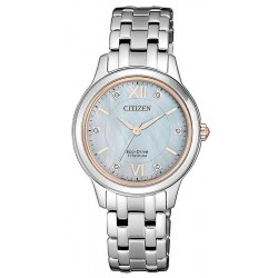 Citizen Women's Watch Lady Super Titanium EM0726-89Y
