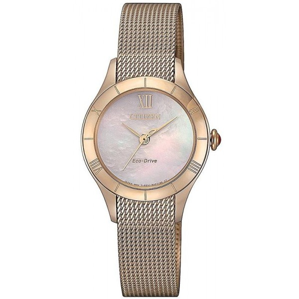 Buy Citizen Women's Watch Lady Eco-Drive EM0783-85D