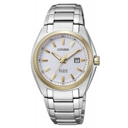 Citizen Women's Watch Super Titanium Eco-Drive EW2214-52A