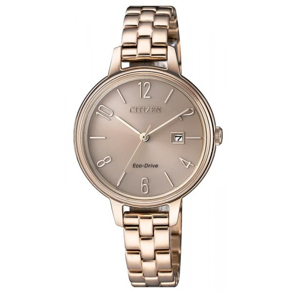 Buy Citizen Women's Watch Lady Eco-Drive EW2443-80X