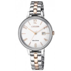 Citizen Women's Watch Lady Eco-Drive EW2446-81A