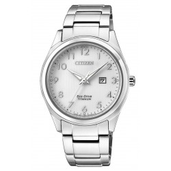 Citizen Men's Watch Super Titanium Eco-Drive EW2470-87A