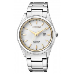 Buy Citizen Men's Watch Super Titanium Eco-Drive EW2470-87B
