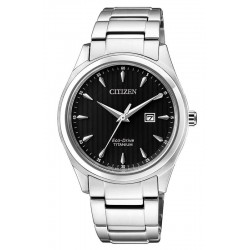 Citizen Men's Watch Super Titanium Eco-Drive EW2470-87E