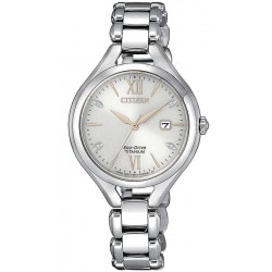 Citizen Women's Watch Lady Super Titanium EW2560-86A