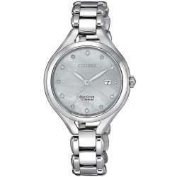 Citizen Women's Watch Lady Super Titanium EW2560-86D