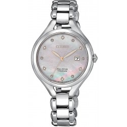 Citizen Women's Watch Lady Super Titanium EW2560-86Y