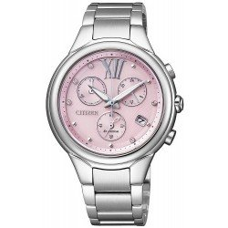 Citizen Women's Watch Chrono Eco-Drive FB1311-50W