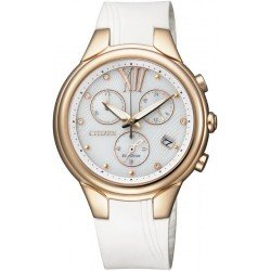 Citizen Women's Watch Chrono Eco-Drive FB1313-03A