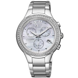 Citizen Women's Watch Chrono Eco-Drive FB1321-56A