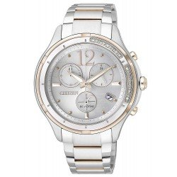 Citizen Women's Watch Chrono Eco-Drive FB1375-57A