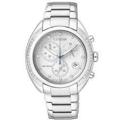 Buy Citizen Women's Watch Chrono Eco-Drive FB1381-54A