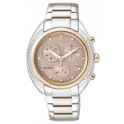 Citizen Women's Watch Chrono Eco-Drive FB1385-53W