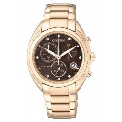 Buy Citizen Women's Watch Chrono Eco-Drive FB1395-50W
