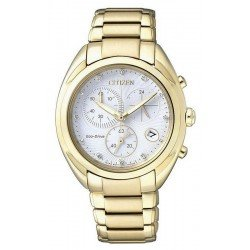 Citizen Women's Watch Chrono Eco-Drive FB1396-57A