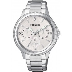Citizen Women's Watch Eco-Drive FD2030-51A Multifunction
