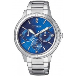 Citizen Women's Watch Eco-Drive FD2030-51L Multifunction