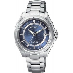 Citizen Women's Watch Super Titanium Eco-Drive FE6040-59L